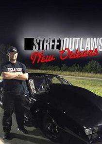 Street Outlaws: New Orleans small logo