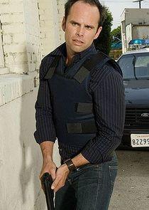 Detective Shane Vendrell
