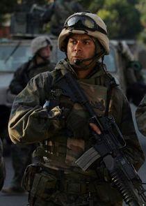 """Sgt. Antonio """"Poke"""" Espera"""