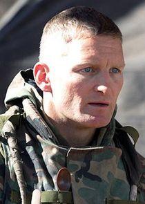 Lt. Col. Stephen 'Godfather' Ferrando
