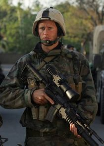 Sgt. Brad 'Iceman' Colbert