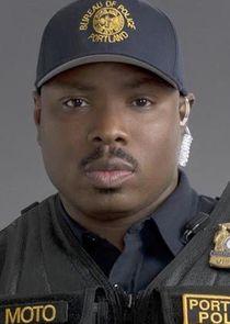 Officer Frank Moto