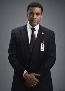 FBI Assistant Director Harold Cooper