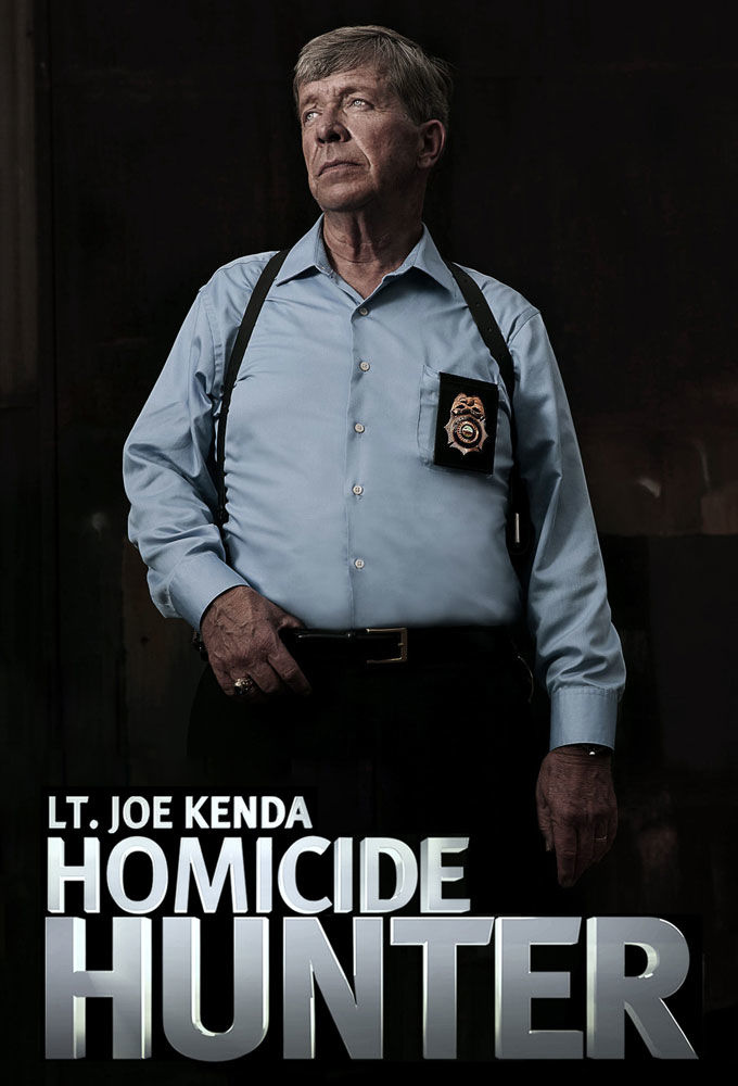 Homicide Hunter: Lt. Joe Kenda Logo