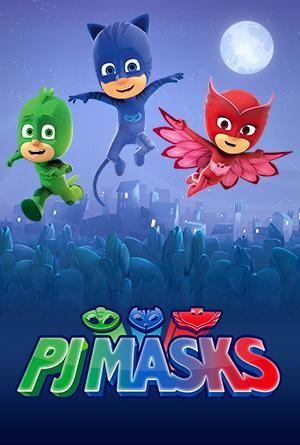 Xbox Live Logo Png PJ Masks Logo